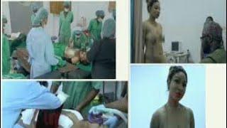 Tonto Dikeh undergoes a cosmetic surgery (