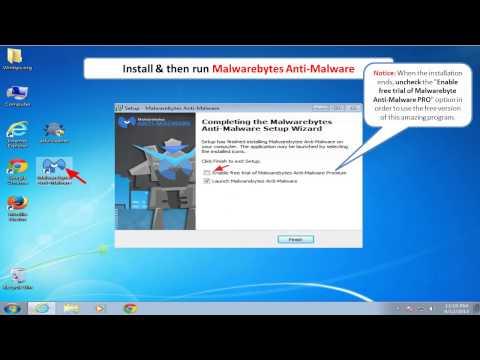 Remove Auto PC Backup (Potentially Unwanted Program).
