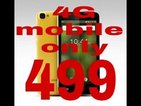 4G mobile only 499 || 4g mobile low price || mobile low price ||