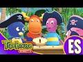 Los Backyardigans Dibujos Animados: 1-3 Episodios Para Niños - Compilación De 70 Mins