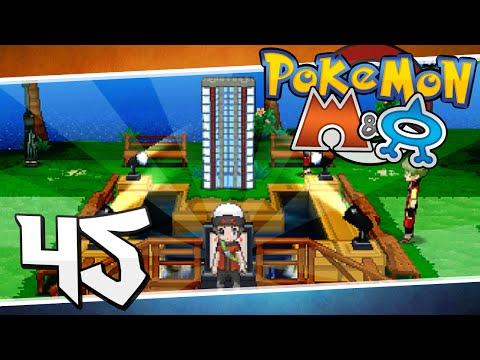 Pokémon Omega Ruby and Alpha Sapphire - Episode 45 | The Battle Resort!