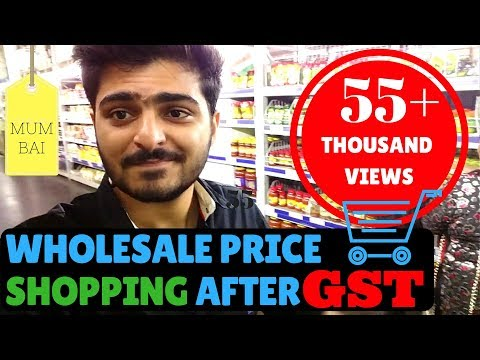 Shopping at wholesale price in Mumbai | Metro Wholesale Mall | Cheaper than market | #Vlog 1