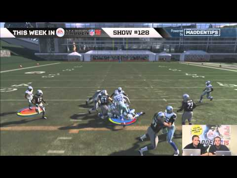MUT Offensive Playbook - Raiders Sleeper Formation in Madden 15!