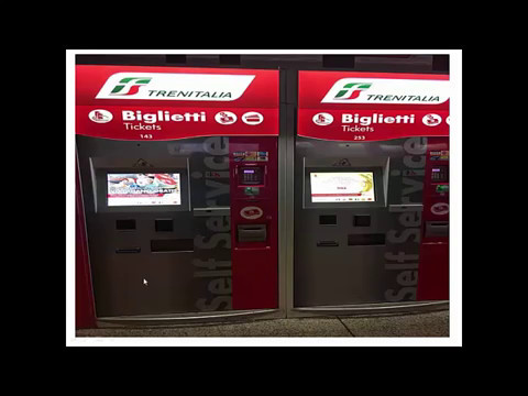 Roma Merkeze TREN ile Nasıl Gelinir? (Getting from Fiumicino Airport to Rome Center by train)