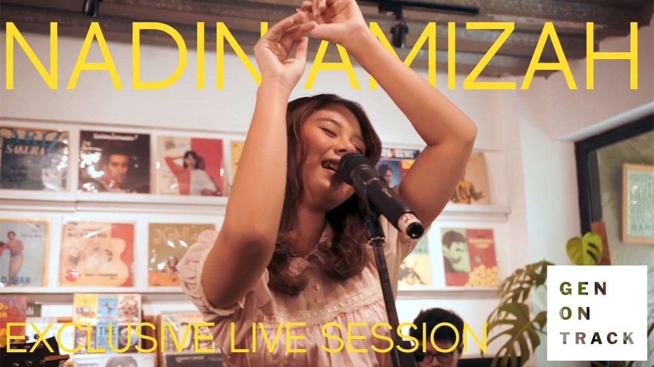 Download NADIN AMIZAH - BERTAUT & TARUH LIVE SESSION - GENONTRACK MP3 Gratis
