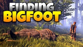 Finding Bigfoot - The Hunt for the Mighty Sasquatch! - Let
