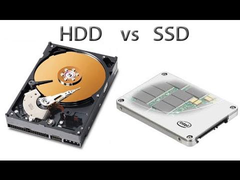 Playstation 4 HDD V SSD