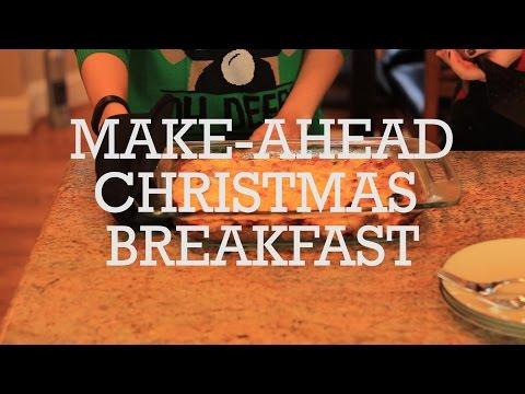 How to Make the Make-Ahead Breakfast Casserole - A HOLE LOTTA CHEESE