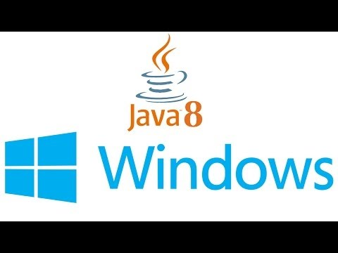How to install Java JDK on Windows 8 / 8.1