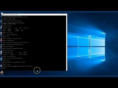 How To Create A Bootable USB in Windows 10 Using CMD