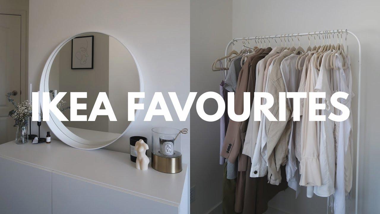 IKEA FAVOURITES FOR A MINIMAL BEDROOM   Haley Estrada