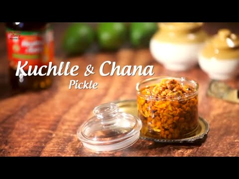 Chane Ka Achar | How To Make Chickpeas & Raw Mango Pickle | Pickles Of India