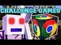 Minecraft: PAPER BOSS CHALLENGE GAMES - Lucky Block Mod - Modded Mini-Game