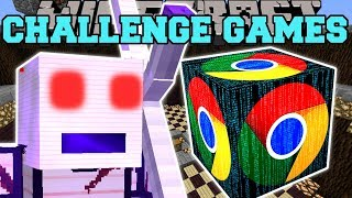 Minecraft: PAPER BOSS CHALLENGE GAMES - Lucky Block Mod - Modded Mini-Game