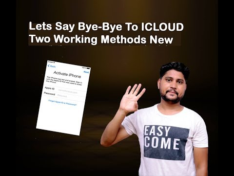 Good By to icloud | 2018| Find My iPhone apple id without phone | Password | Security Questions