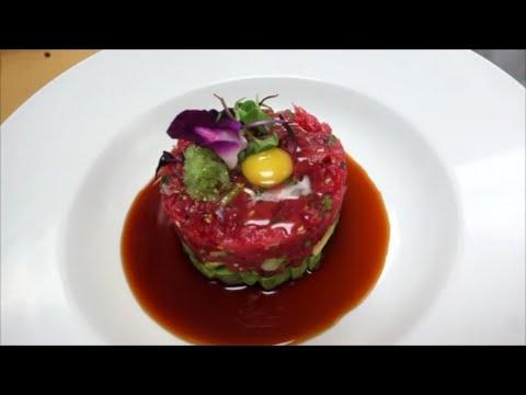 Tuna Tartar - How To Make Sushi Series