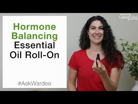 Hormone Balancing Essential Oil Roll On | #AskWardee 091