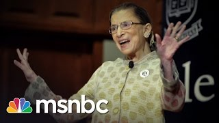 Notorious RBG: Ruth Bader Ginsburg Fast Facts | msnbc