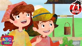 Jack and Jill + More Nursery Rhymes \u0026 Kids Songs - CoComelon