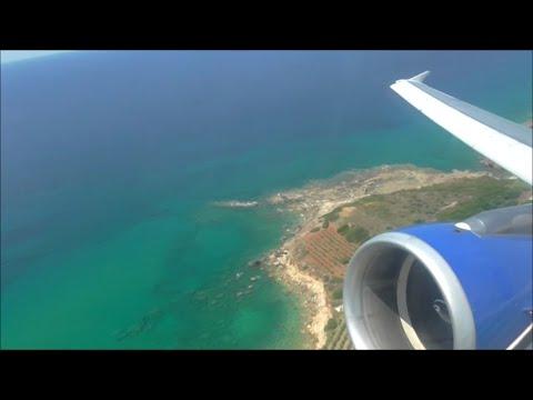 Thomas Cook Airbus A321-211 | Kefalonia to London Gatwick *Full Flight*