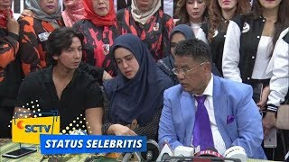 Serangan Balik Pablo Benua, Laporkan Fairuz dan Hotman Paris - Status Selebritis