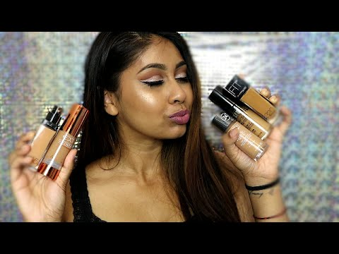My Top 5 Drugstore Foundations!