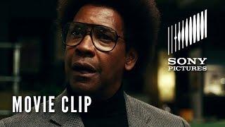 "ROMAN J. ISRAEL, ESQ. Movie Clip - ""Polite"""
