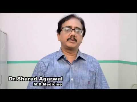 frozen shoulder  (kandha jaam hona) Exercise by dr sharad Agarwal in hindi