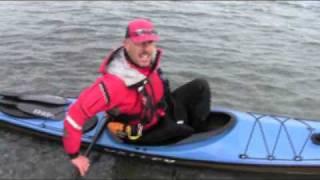 Kayaking skills for beginners: The Side Entry