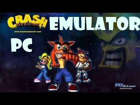Ps1 Emulator - How To Play Crash Bandicoot On Pc - Guide By Robbokiller7584