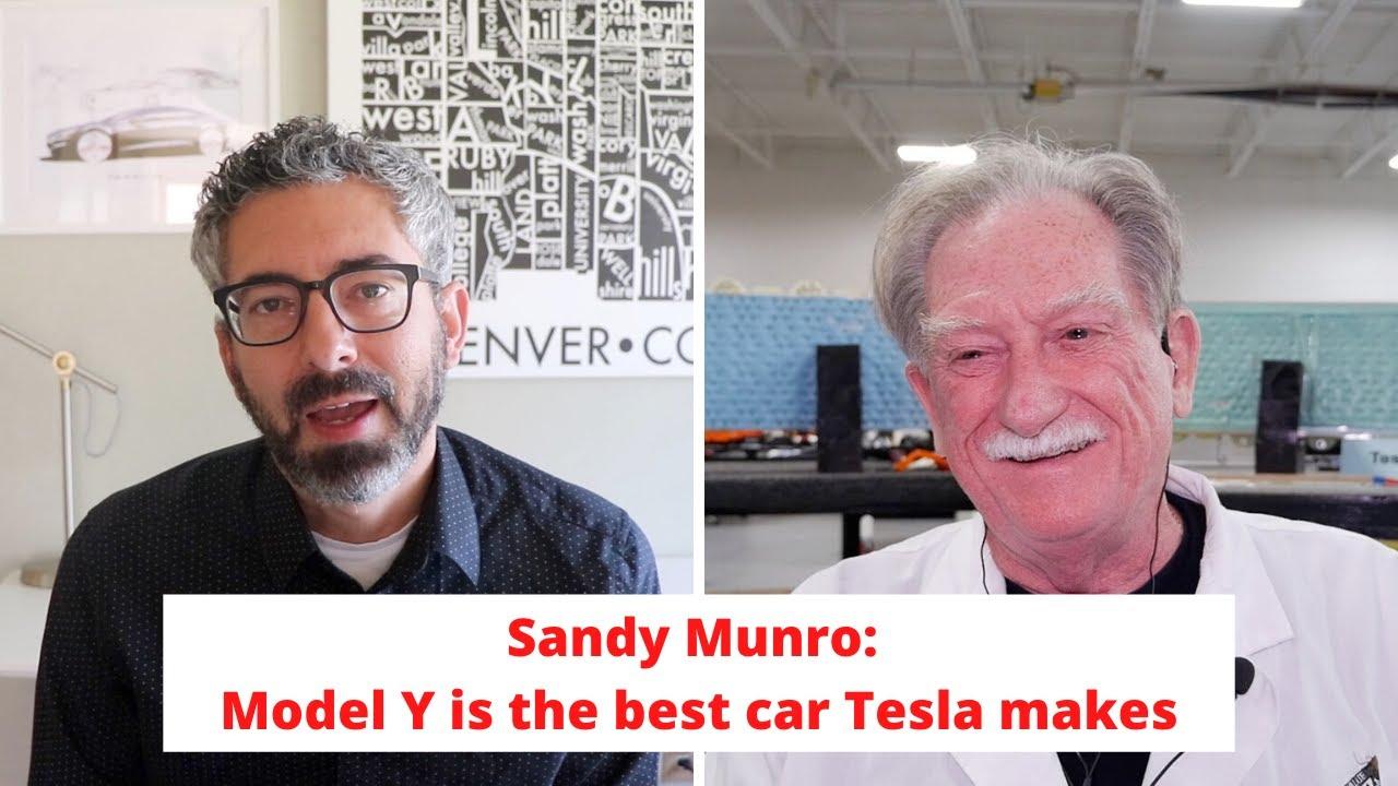 Sandy Munro: Model Y is the best EV Tesla makes