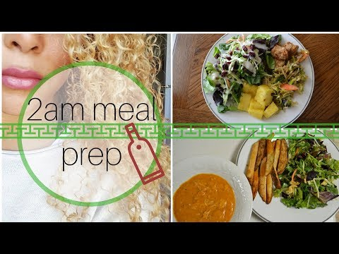Meal Prep | What I eat in a day | STOP being judgmental