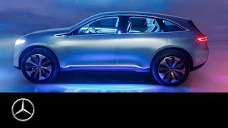 E-Mobility: Mercedes-Benz is Electrifying the Future