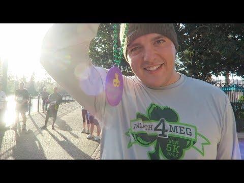 Super Bowl Sunday! Beignet Dash Fun Run, Magic Kingdom, & Party
