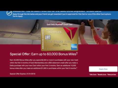 Mr. Miles' recommendation: Gold Delta Skymiles