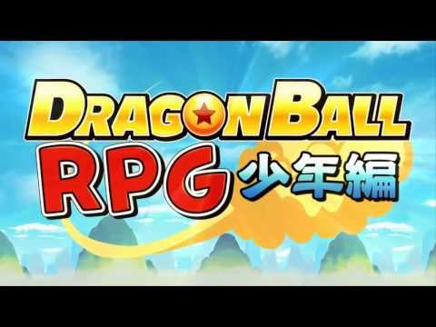 Dragon Ball: RPG - Japanese App Store & Google Store!