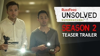 Unsolved Supernatural Season 2 Teaser Trailer