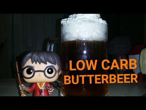 Low Carb Butterbeer Recipe (Harry Potter and the Cursed Child)