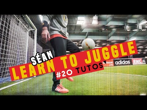 #20 LEARN HOW TO JUGGLE /@seanfreestyle