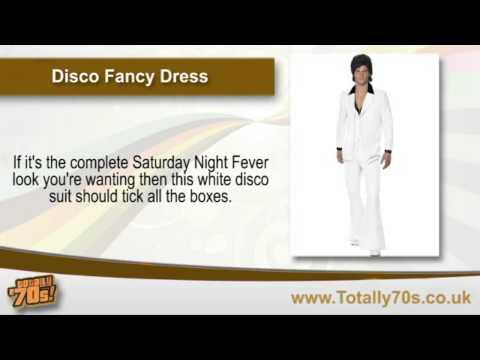 Disco Fancy Dress