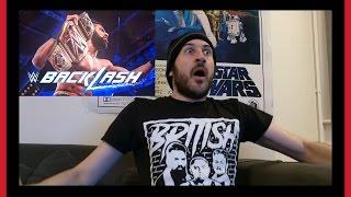 REACTION - JINDER MAHAL WINS WWE CHAMPIONSHIP (WWE BACKLASH 2017 - SMACKDOWN LIVE)