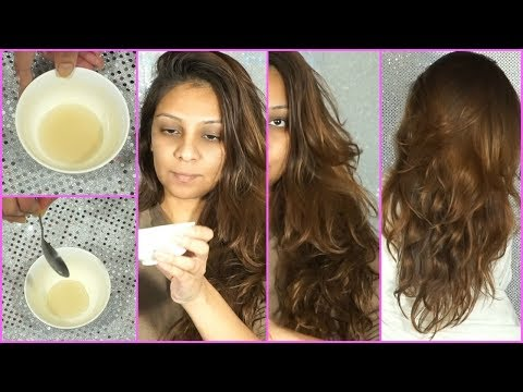 MIX THESE 2 OILS TOGETHER FOR AMAZING HAIR GROWTH & SOFT SILKY SMOOTH HAIR IN MINUTES │DIY HAIR MASK
