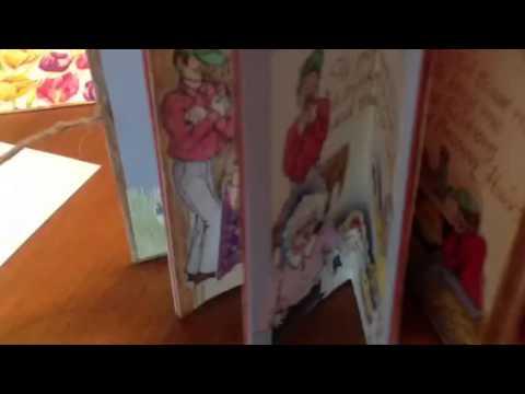 Hand Bound Books Star/Carousel Books