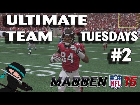 Madden 15 Ultimate Team - 93yd Joe Montana TD Pass! - MUT 15