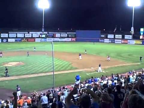 Jose Reyes Rehab Home Run 8.26.2011
