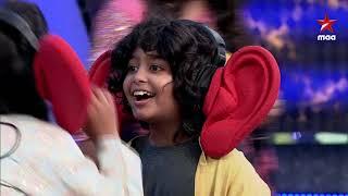 #ChildrensDay specialga pidugullanti pillalatho super fun episode  #F3 Tomorrow at 12 PM
