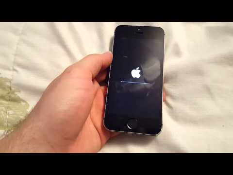 HOW TO FACTORY RESET ANY IPHONE!!!