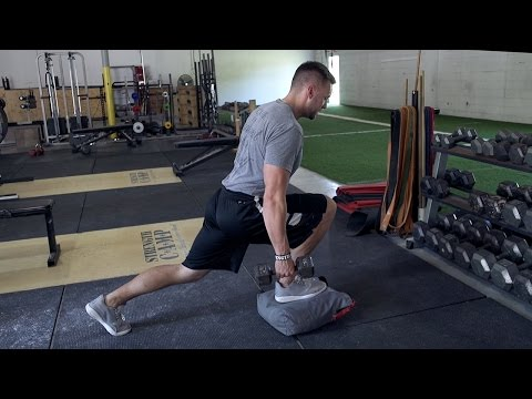 Advanced Strength Exercise to Sprint Faster
