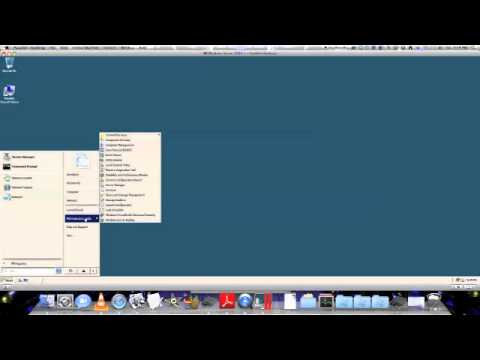how to install windows server 2008 Part 1