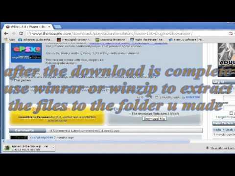 ps1 emulator download part 1 works with windows xp,vista,windows 8-32bit &64bit